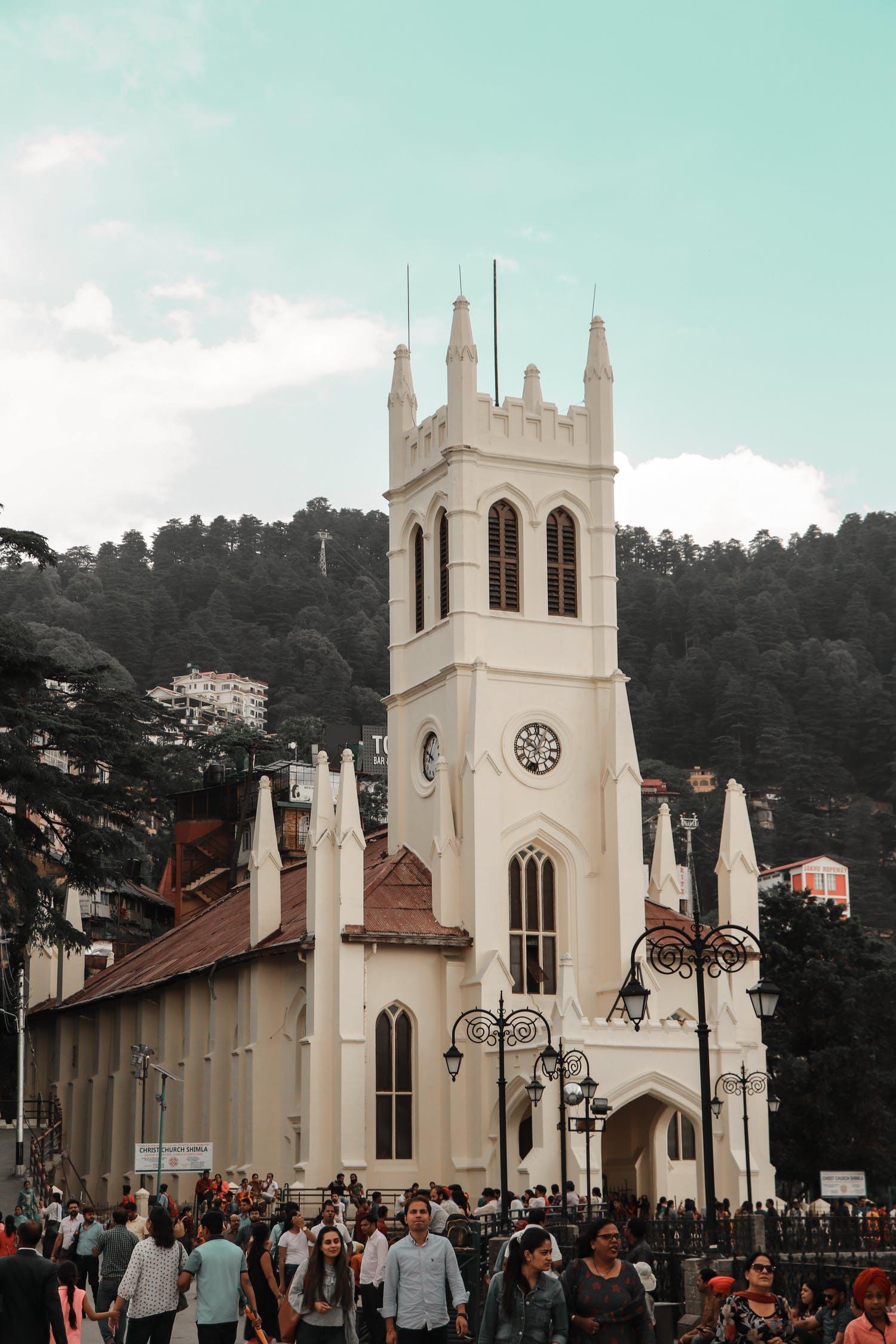 shimla-church